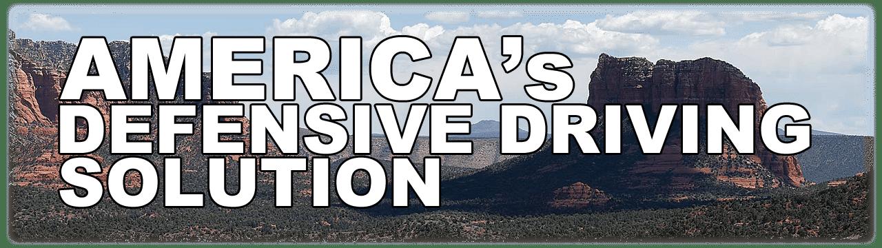 Arizona Defensive Driving Online Course