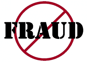 Fraud Is Bad!